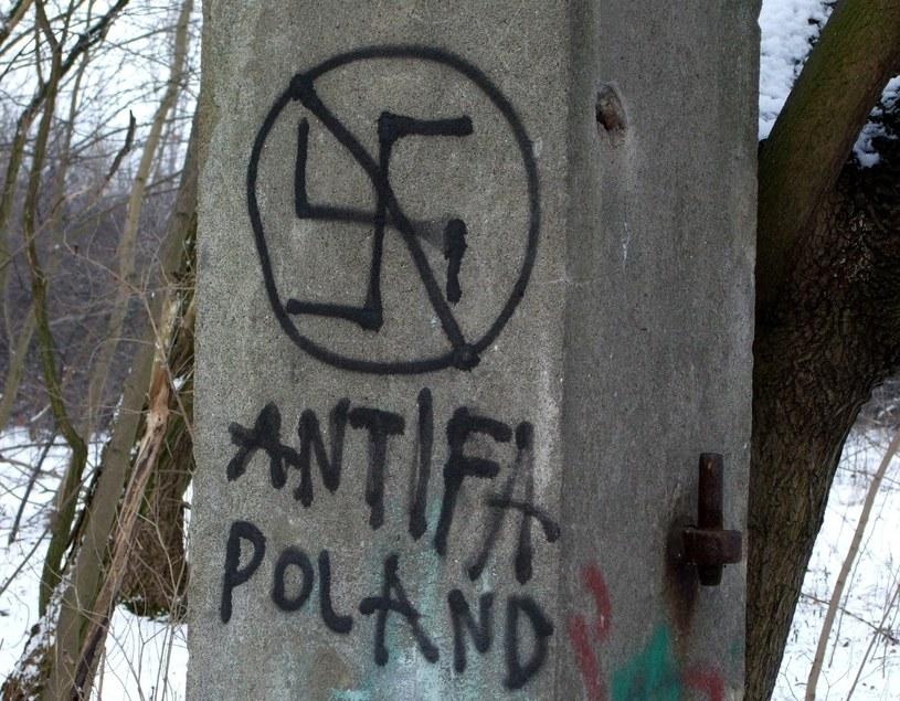 Pobicia dokonały lewicowe bojówki /Krzysztof Chojnacki /East News
