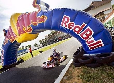 Pobij Sebastiana Vettela i zostań mistrzem kartingu /fot. Red Bull /
