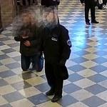 Pobił strażnika z Jasnej Góry: Zgłosił się na policję, usłyszał zarzuty