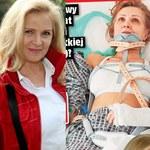Pobita Sylwia Wysocka czuje się coraz gorzej! Tragedia aktorki nie ma końca!