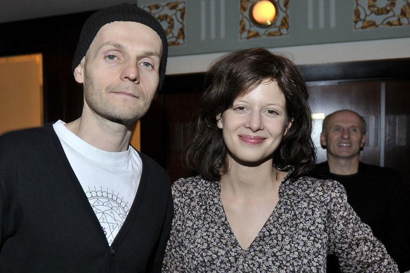 Pobrali się w 2009 roku. Dla niej to był pierwszy ślub, dla niego trzeci... /Jacek Kurnikowski /AKPA