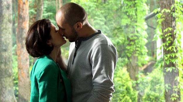 Pocałunek Kingi i Lubińskiego /MTL Maxfilm