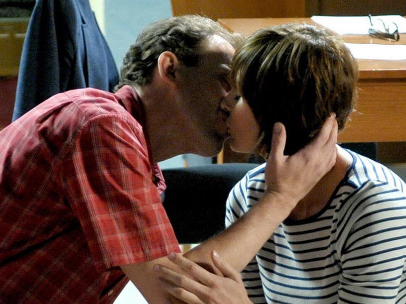 Pocałunek ze szwagrem /Agencja W. Impact