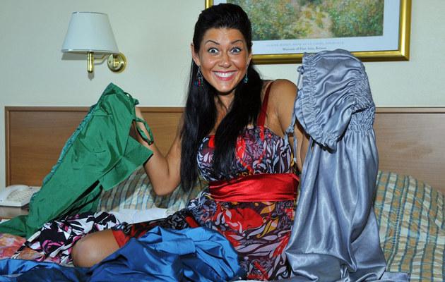 - Pochodzę z biednej rodziny - tak Iwona Węgrowska tłumaczy zamiłowanie do drogiej garderoby  /AKPA