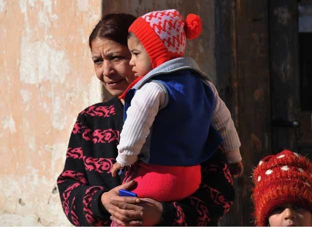 Pochodzenie romskie wciąż może być przyczyną stygmatyzacji /AFP