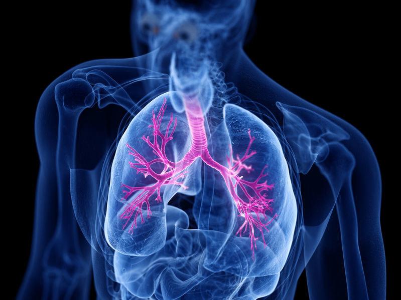 POChP powoduje duszności, osłabienie, a nawet znaczną utratę wagi /123RF/PICSEL