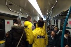 Pociąg pełen pysznych bombonierek od RMF FM