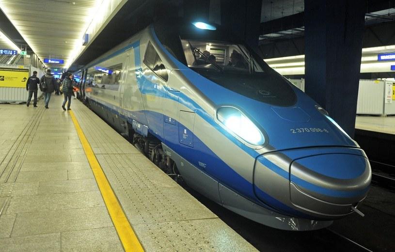 Pociąg Pendolino / zdj. ilustracyjne /Jan Bielecki /East News