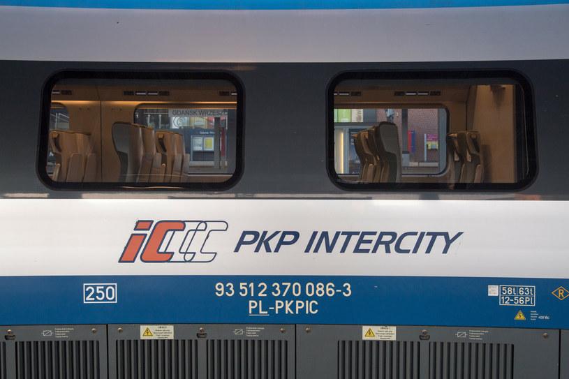 Pociąg PKP Intercity, zdjęcie ilustracyjne /Wojciech Strozyk/REPORTER /East News