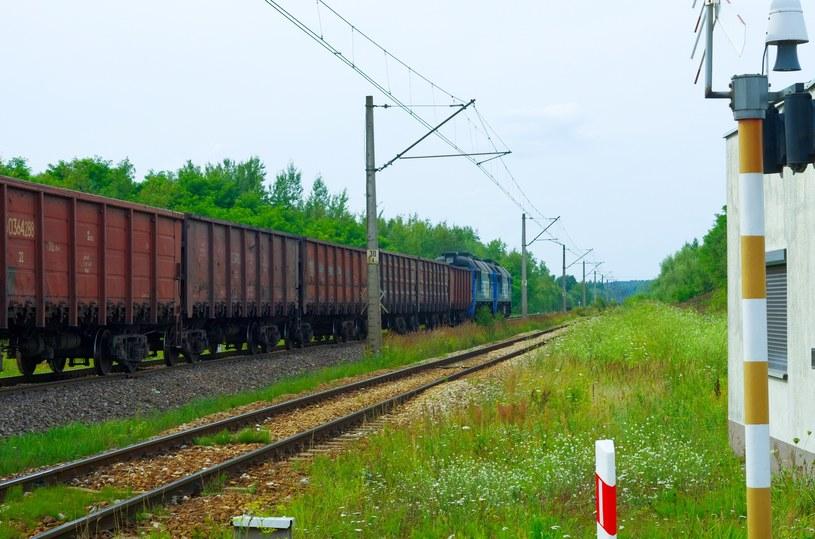 Pociąg towarowy, zdjęcie ilustracyjne /Marek Bazak /East News