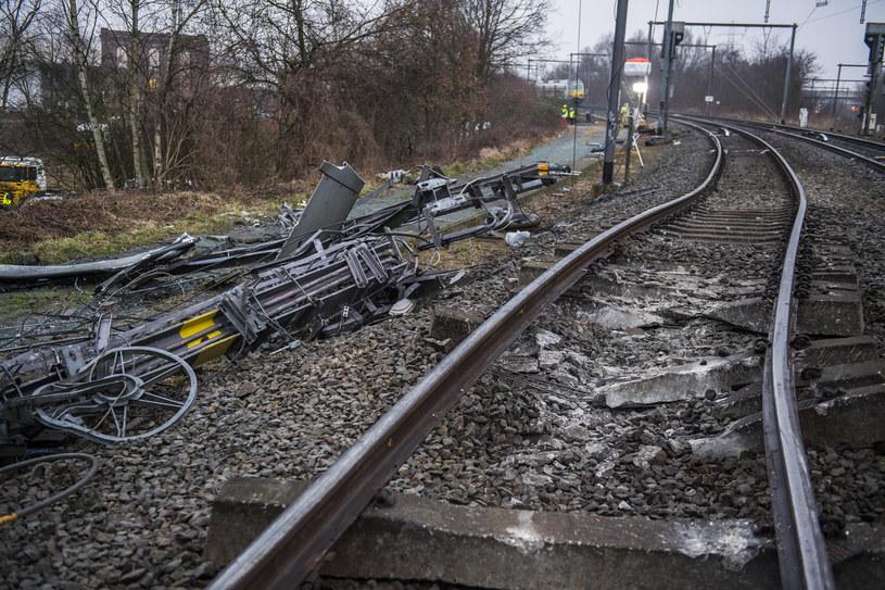 Pociąg uderzył w autobus w stanie Missisipi (zdjęcie ilustracyjne) /AFP