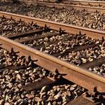 Pociąg utknął w polu. 400 minut opóźnienia