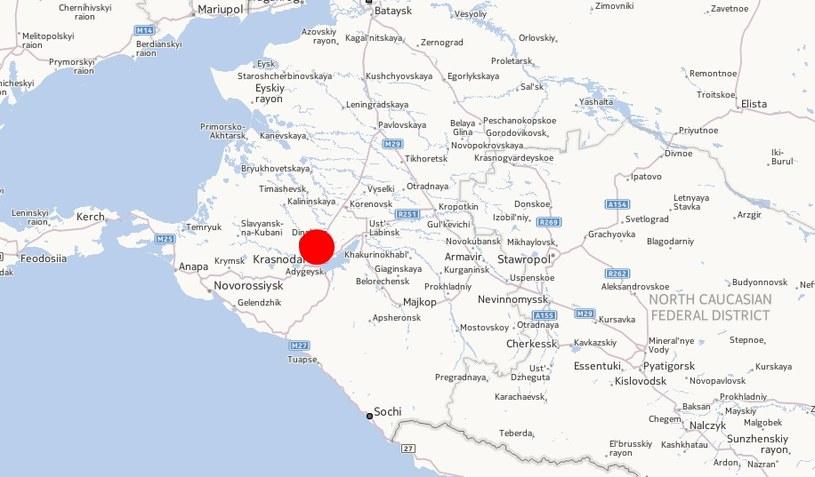 Pociąg wykoleił się w okolicach Krasnodaru /INTERIA.PL