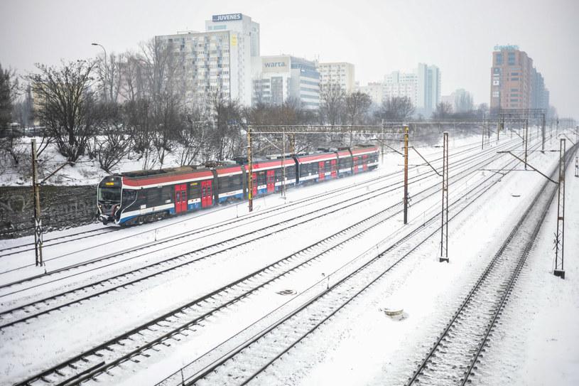 Pociąg zderzył się z autem na przejeździe; zdj. ilustracyjne /Adam Burakowski /Reporter