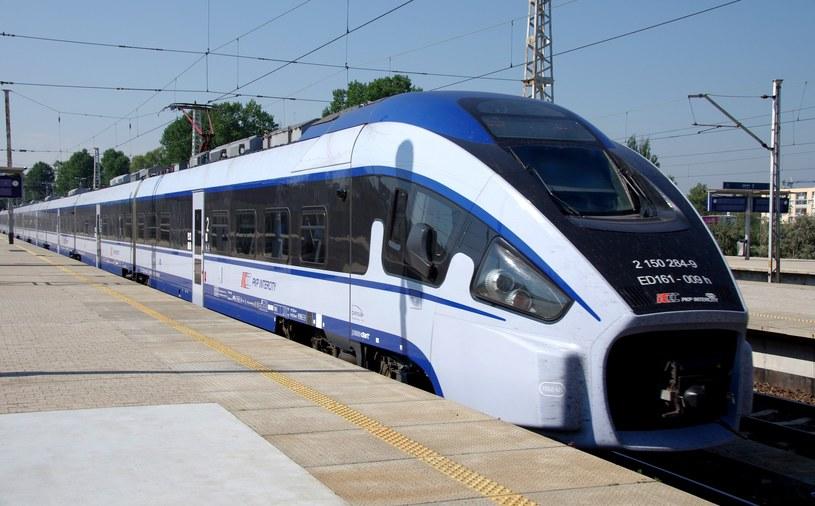 Pociąg; zdj. ilustracyjne /Marek Bazak /East News