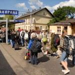 Pociągi wracają na trasę do Zakopanego