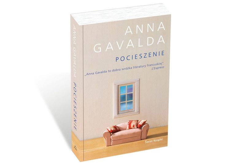 """""""Pocieszenie"""" Anna Gavalda  /materiały prasowe"""