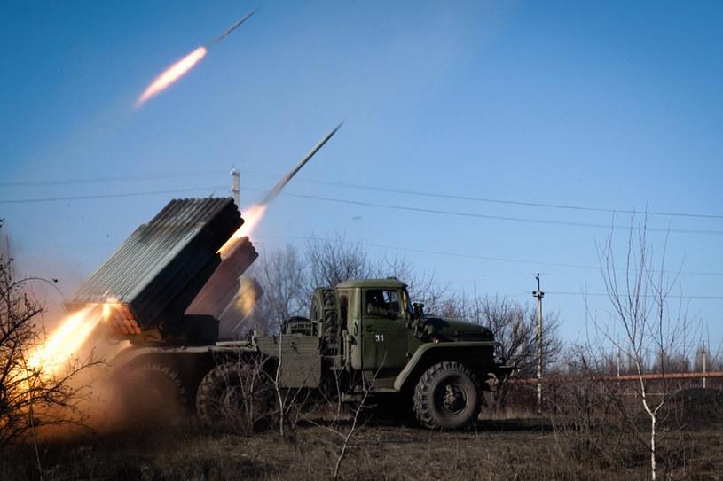 Pociski i rakiety spadają na dzielnice /AFP