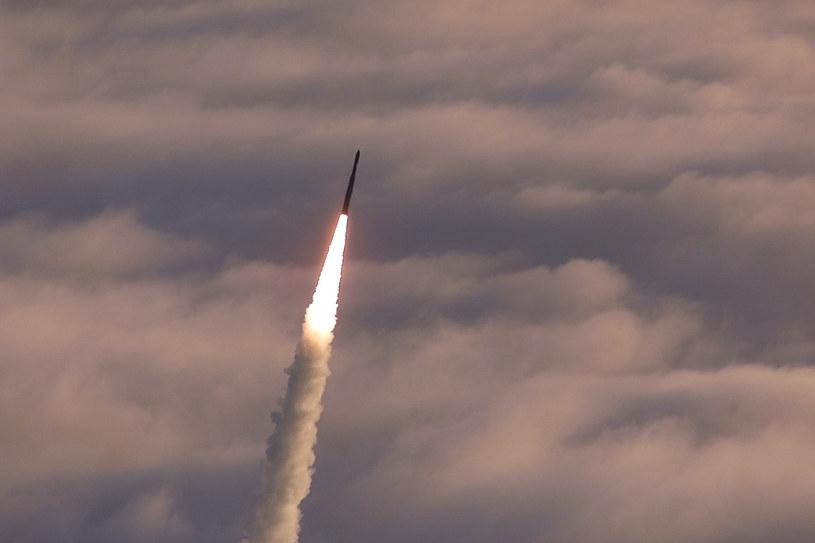 Pociski Minuteman 3 zdolne są do przenoszenia głowic nuklearnych /AFP
