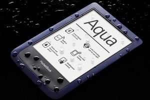 PocketBook Aqua – idealny czytnik na wakacje