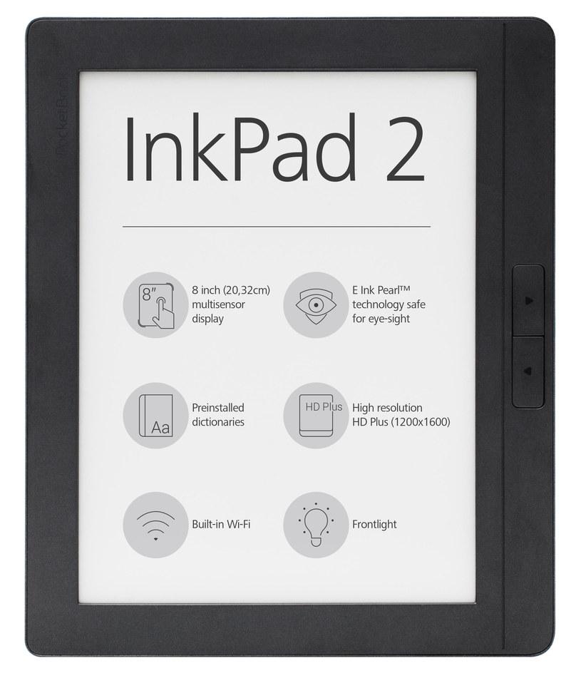 PocketBook InkPad 2 /materiały prasowe