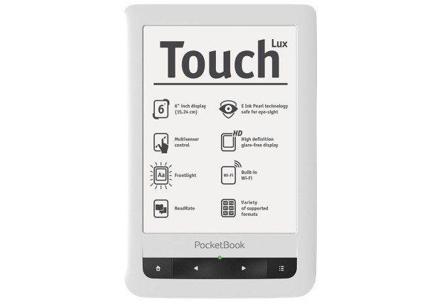 PocketBook Touch LUX /materiały prasowe
