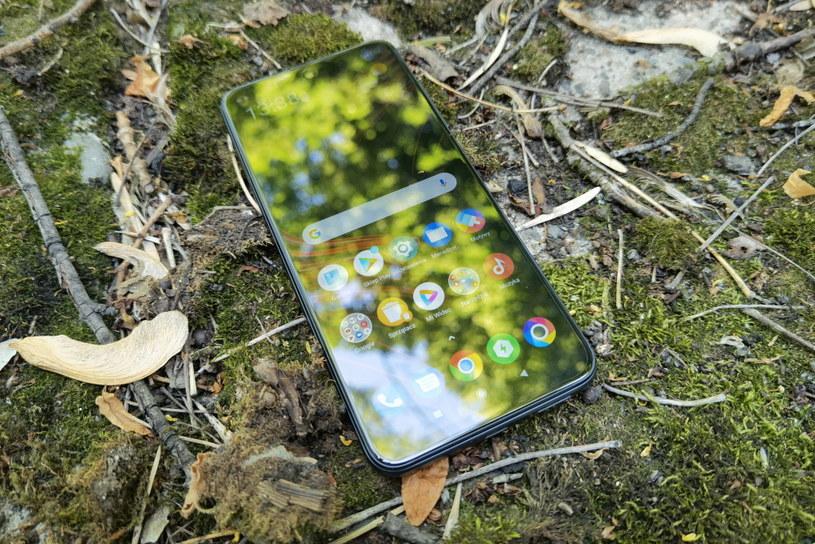 Poco M3 Pro 5G /INTERIA.PL