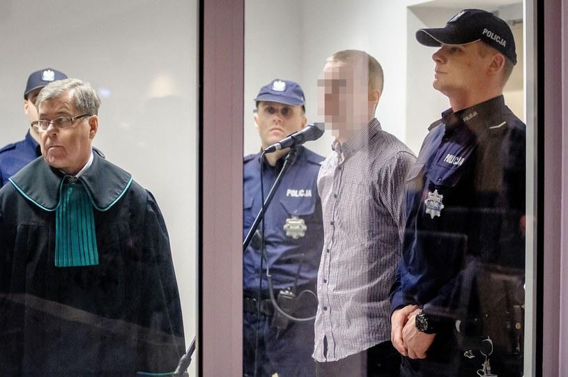 Początek procesu Adama Z., oskarżonego o zabójstwo Ewy Tylman /Jacek Trublajewicz /Reporter