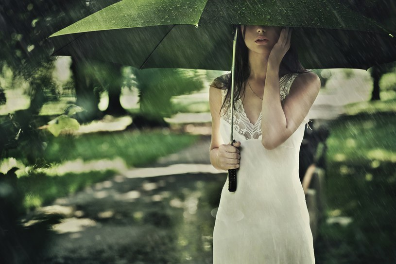 Początek września będzie deszczowy /123RF/PICSEL