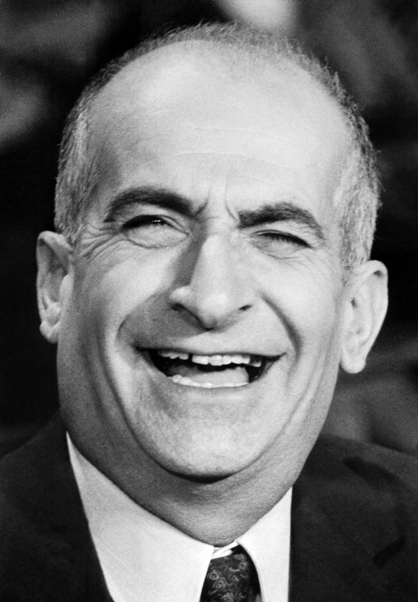 Początki kariery de Funesa były trudne, sukcesy nadeszły w drugiej połowie lat 60. XX wieku /AFP