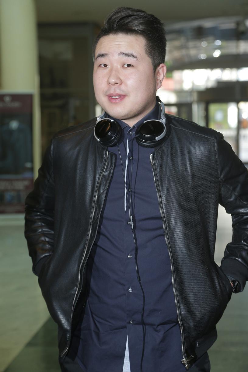 Początkowo Bilguun Ariunbaatar zamierzał iść w zawodowe ślady rodziców i zostać lekarzem /Podlewski /AKPA
