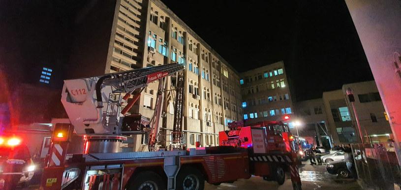 Początkowo media informowały o siedmiu ofiarach /AFP