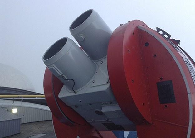 """Początkowo uważano, że """"Okno-M"""" to tajna rosyjska broń laserowa dużej mocy. Fot. mil.ru /materiały prasowe"""