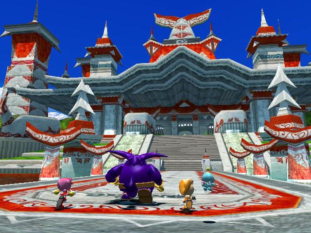 Poczciwy Sonic musi zadowolić masy /INTERIA.PL