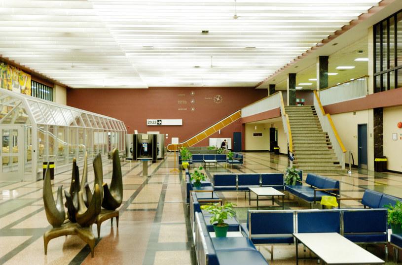 Poczekalnia na lotnisku w Gander /aviation-images.com /Getty Images