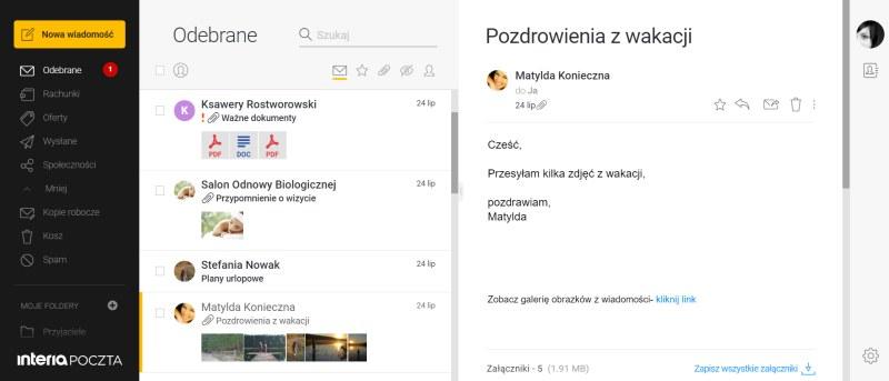 poczta interia /INTERIA.PL