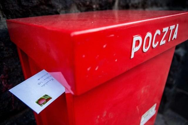 Poczta Polska już nie dostarczy już nam korespondencji np. z sądów /Maciej Kulczyński /PAP
