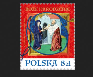 Poczta Polska wydała kolejny znaczek poświęconej Świętom Bożego Narodzenia
