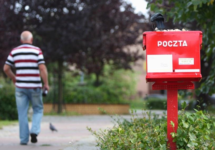 Poczta Polska zlikwidowała w ostatnich latach prawie 30 tysięcy skrzynek pocztowych (zdjęcie ilustracyjne) /STANISLAW KOWALCZUK /East News