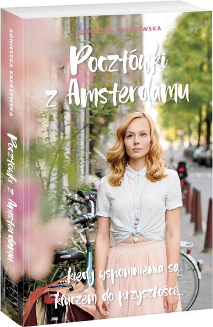 Pocztówki z Amsterdamu, Agnieszka Zakrzewska /materiały prasowe