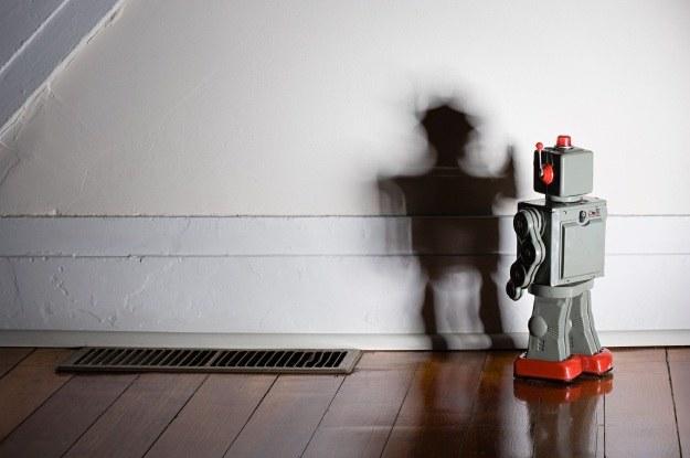 Poczucie winy u robota brzmi jak science fiction? A zabójstwo z premedytacją? /123RF/PICSEL