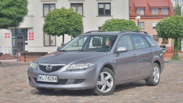 używana mazda 6 (2002-2007) - mobilna interia w interia.pl