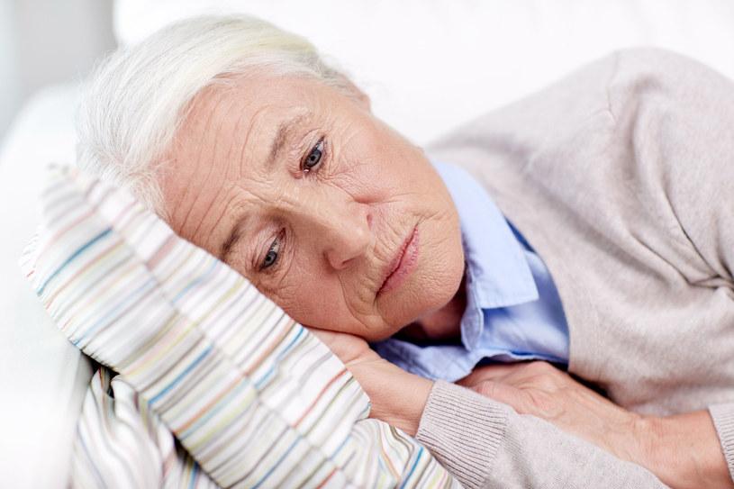 Pod czyją opiekę oddać mamę? /123RF/PICSEL