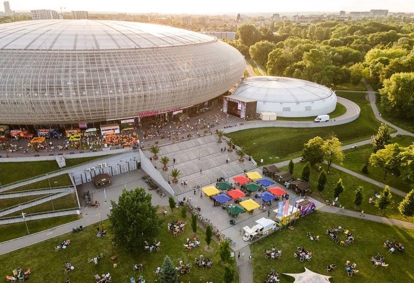 Pod halą widowiskową TAURON Arena czeka na mieszkańców Krakowa mnóstwo atrakcji / Facebook /materiały promocyjne