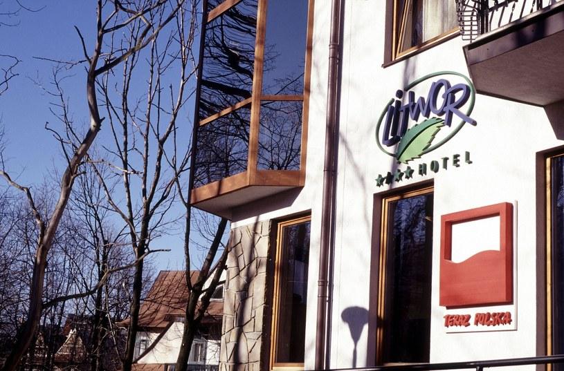 Pod koniec lipca luksusowy hotel Litwor w Zakopanem, przy udziale uzbrojonych ochroniarzy, zajęła w nocy warszawska spółka Modrzejewski i Wspólnicy /Agata Dyka/REPORTER /East News