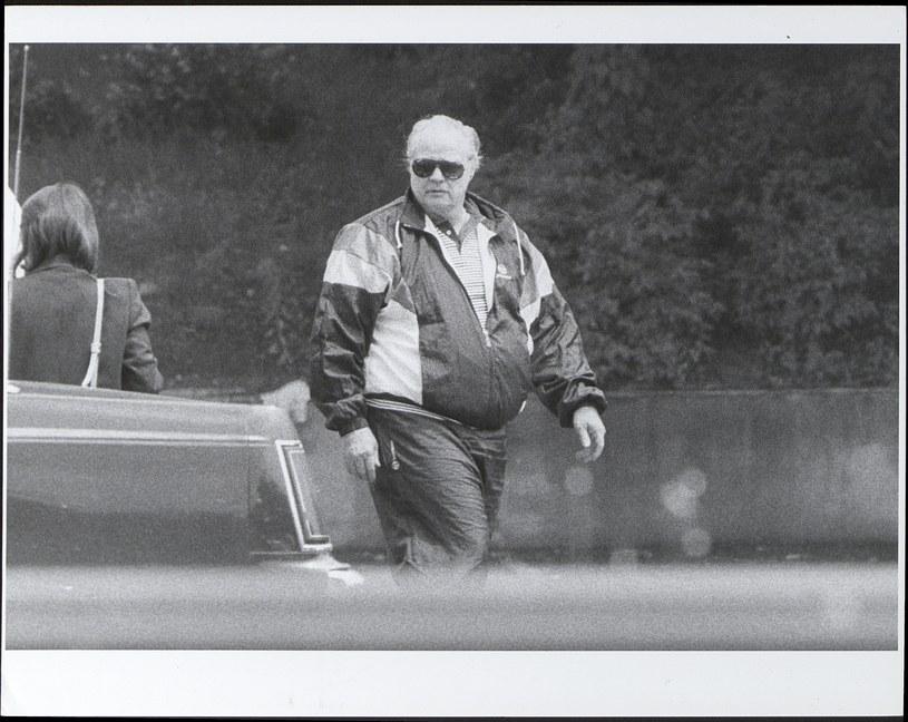 Pod koniec życia Marlon Brando ważył 140 kilogramów /The LIFE Picture Collection /Getty Images