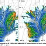 """Pod lodami Grenlandii płynie """"ciemna rzeka"""""""
