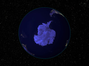 Pod lodem Antarktydy może się znajdować zaginiona Atlantyda