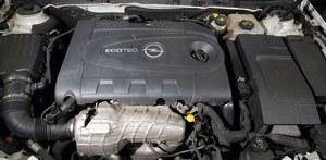 Pod maską prezentowanego modelu pracuje dwulitrowy diesel o mocy 160 KM. To optymalna wersja. /Motor