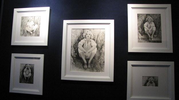 Pod młotek pójdą m.in. zdjęcia Marilyn Monroe /Katarzyna Sobiechowska-Szuchta /RMF FM